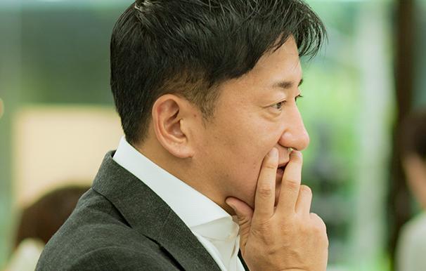 代表取締役社長 中村 瑛祐